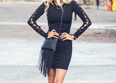 Saturday night outfit // Life of Silja