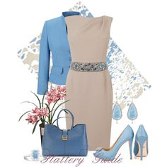 """Tonia"" by flattery-guide on Polyvore"