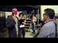 Watch: Paul Bettany Transforms Into 'The Vision' In 'Avengers: Age Of Ultron' - DesignTAXI.com