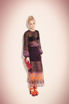 Miss Selfridge Spring Summer 2012 Collection