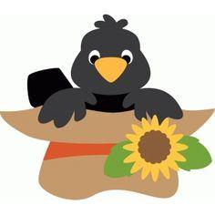 Silhouette Design Store - Search Designs : crow