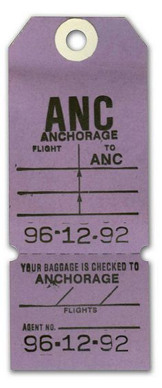118 Best Vintage Airline Baggage Tags Images Vintage