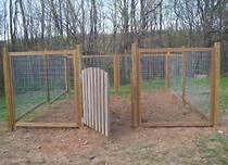 garden fence plans.