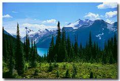 Mount Garibaldi, British Columbia - Canada