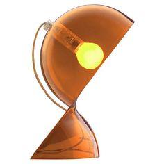 Lampe A Poser Dalu Artemide Orange