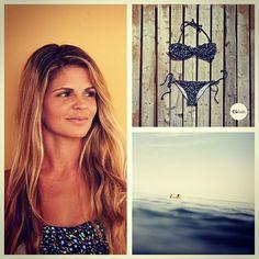 @eidonsurf- The beautiful @nydiadelmar in our Sparkle print ruffle bikini #eidon #eidonsurf #bikini #beachbabe #bestbikini #print #sparkle #water #surf #surfergirl #puertorico #ruffle
