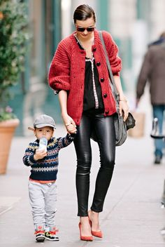 miranda kerr--perfect mom