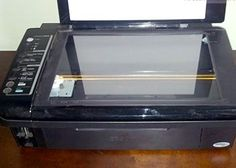 Epson Stylus NX200 Printer Vista