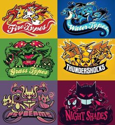 Pokemon Teams