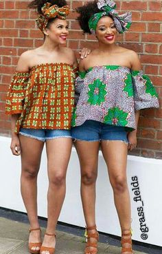 Pagne africain/ African print women