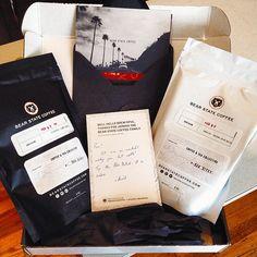 Bear State Coffee bearstatecoffee.com https://instagram.com/bearstatecoffee/