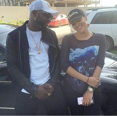 9jahub » Forum | This Photo Of Harrysong And Wizkid's Ex Girlfriend, Tania…