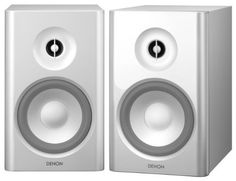 Denon SC-N7 Speaker System (Optional Speaker for Denon RCD-N7 System) by Denon. $199.00. The SC-N7 is a compact two-way speaker system cosmetically designed to compliment the Denon RCD-N7 networking AM/FM CD receiver. The speaker employs a 4.75-inch (120 mm) mid-bass driver with a 1-inch (25 mm) balanced dome tweeter in a bass reflex loaded enclosure. The cabinet is crafted from sonically inert MDF and features a semi-gloss white finish that matches the RCD-N7 syst...