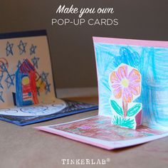 Do you like to make your own cards? Today I'm sharing how to make pop-up cards with kids. These are easy, fun, and once kids get the hang of it it's hard to stop making them. Every now and then I'll find myself in Target's card aisle, lured in by my wide-eyed kids who ogle at …