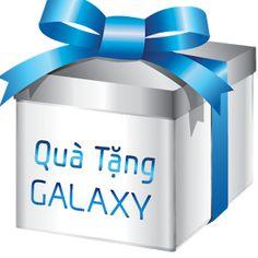 Chương trình khuyến mãi đặc biệt giảm 10% cho khách hàng sử dụng Quà Tặng Galaxy.