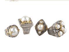 konstantino jewelry   Hollis & Company