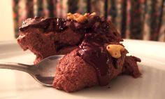 An Ultra Protein Dark Chocolate Mousse Pudding