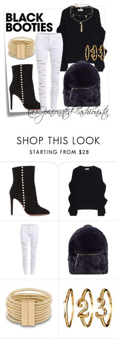 A fashion look from November 2017 featuring cable pullover, destructed jeans and black booties. Browse and shop related looks. Aquazzura, Black Booties, Mango, Fashion Looks, Coral, Ootd, Pullover, Shoe Bag, Polyvore