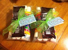 Teachers Gifts I made...