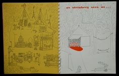 Saul Steinberg-An Exhibition for Modern Living