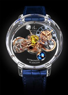 Watches For Men Luxury Astronomia Flawless Jacob&Co Amazing Watches, Beautiful Watches, Cool Watches, Rolex Watches, Wrist Watches, Mens Designer Watches, Luxury Watches For Men, Stylish Watches For Men, Skeleton Watches