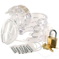 Male Chastity Kit CB6000 Yours for £50 at sexistuff.com