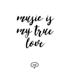 My True Love, Texts, Music, Muziek, Texting, Musik, Text Messages, Songs
