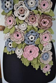 .Flowershttp://www.pinterest.com/janmoo/crocheted-flowers/
