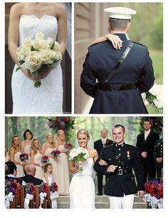 #militarywedding #military #wedding