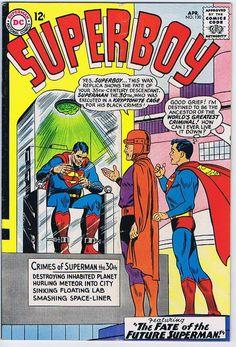 Superboy #120. ephemeritor.com