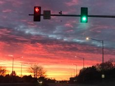 Beautiful Sunset. Feb.15th Chicago
