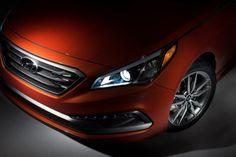 2015 Hyundai Sonata Comes of Age in New York [59 Photos & Videos] - Carscoops