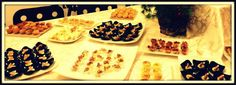 Cena a buffet: tante ricette per i tuoi ospiti - Aperitivo buffet