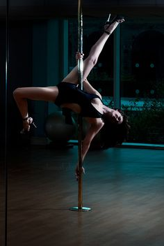 Pole Art - Allegra by hannah elizabeth photography, via Flickr