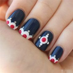 Summer nail art designs 2013 | Nail art design ideas for beginners | Nail art design ideas tutorial | Nail design ideas for short nails..........