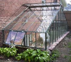 Best A Greenhouse Over The Entrance To A Basement This Would 400 x 300