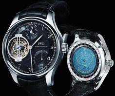The IWC Siderale Scafusia   $750000  www.iwc.com  #timepiece #timepieces #iwc #schaffhauser #siderale #scafusia #american #usa # #rare #silver #tourbillon #baller #million #millionaire #wristporn #wristwatch #calendar #watches #watch #luxury #usa #vintage #instalike #instasize #instacool #instadaily #instadaily #l4l #ff #thetimeseekers by thetimeseekers