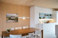 WOODEN BOX, Avenue d'Uccle, 2015 - Thomas Vanwindekens / SPOTLESS ARCHITECTURE
