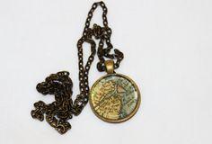 Cuba map necklace map necklace map necklace gumiabroncs Gallery