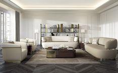 Oxford - Capital Collection Large Furniture, Modern Furniture, Furniture Design, Italian Furniture, Types Of Sofas, Luxury Furniture Brands, Sofa Design, Design Bedroom, Interior Design