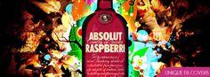 Vodka Red 2 Facebook Cover