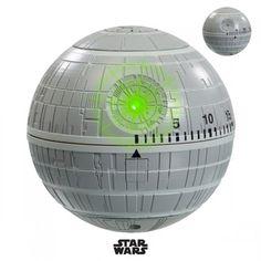 MINUTEUR DE CUISINE STAR WARS ETOILE DE LA MORT : Kas Design, Distributeur de Produits Star Wars
