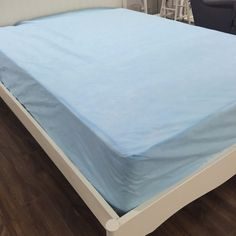 Twin Queen King Waterproof Non Woven Mattress Protector Cover Customized Size   eBay