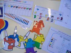 Sac à histoire TROIS SOURIS PEINTRES Primary Education, Primary School, Art Education, Mouse Paint, Album Jeunesse, Color Activities, Back To School, Kindergarten, Preschool