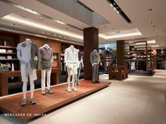 Proyecto Tienda Hannover, decoracion e interiorismo de la mano de Carlos Serra