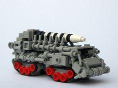 Mobile Launcher (MkII) #rocket #lego #launcher