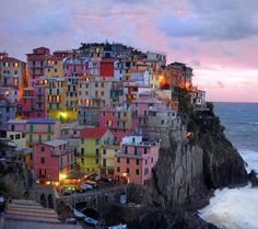 Cinque Terre, Italy. It's so incredibly hard to pick a favorite city/area when it comes to Italy but, this one's in the running for sure. Great beaches and stunning architecture in addition to all the historical greatness that comes with Italy. We LOVED it here!