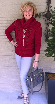 50 IS NOT OLD | CRANBERRY IS A LOVELY SHADE OF RED