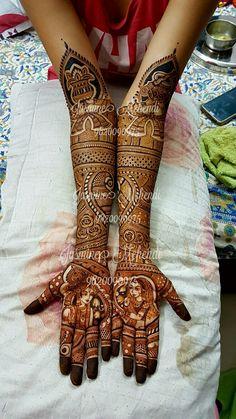 Beautiful Henna mansi henna house