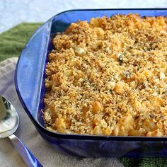 Buffalo Chicken Macaroni and Cheese | The Girl Who Ate Everything